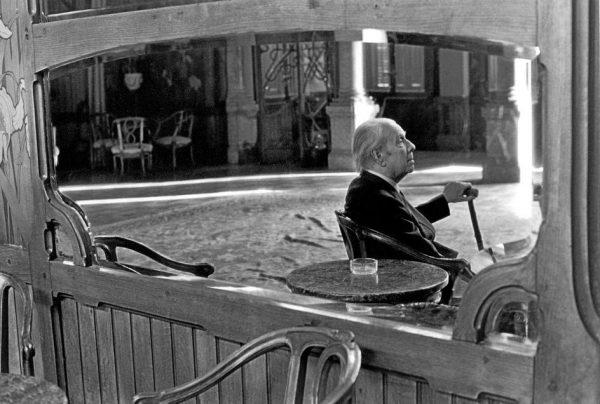 Borges, un clásico de Palermo
