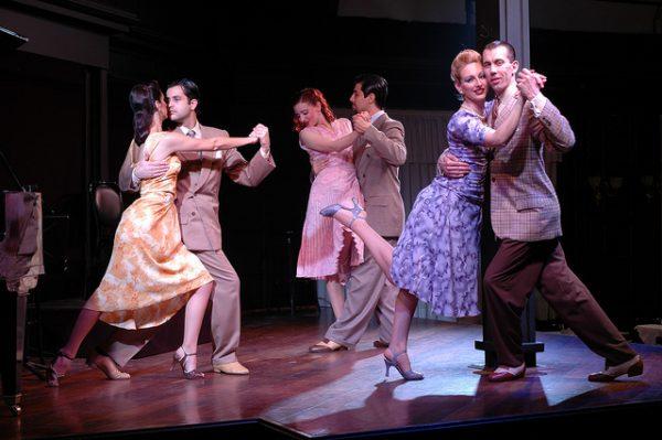Cena y Show de Tango