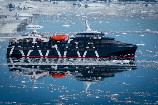 Aero Crucero Antartida 21